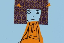 Ilustracion / Todo tipo de expresión a mano alzada y sobre todo destaco el estilo y formas de crear de ISO (ilustradora argentina)