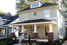 Four square house