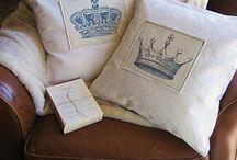 Pillow Ideas / by Melissa Packer