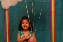 Kids birthday ideas / by Rebecca Bulmer