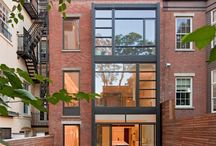 Award winning West Village Townhouse / Transforming an historic West Village townhouse into a space that's great for modern living is a complex undertaking. It's not only about exceptional design. It's not only about discovering the best use of every foot of space. It's also about respecting the numerous interests that might impede progress.