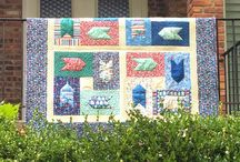 My Patterns / Quilt Patterns designed by me