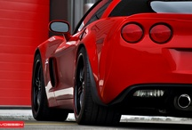 Lil Red Corvette / Corvette / by Najah Styles