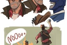 Team Fortress 2 / May have some OTP stuff otherwise they will just be funnies.