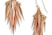 Earrings / by Style-BlackBook.com