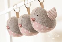 Toys (stuffed) - making
