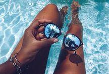 Sunglasses editorial lookbook