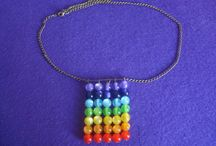 My Work - Coliere si Pandantive / Necklaces & Pendants