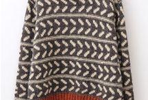 sweater farvemuligheder