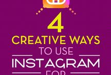 Instagram Marketing / Learn how to market your business on Instagram through creative images, the right apps, and inspirational leaders.