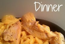 Food - Dinner / by Michelle Furneaux