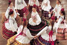 magyar néptánc