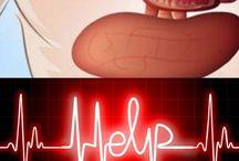 heart attack.  warning signs