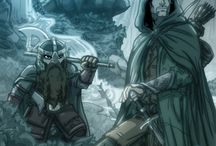 Lord of the Rings/ Silmarillion