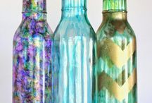 Alcohol ink projects / Craft ideas for using alcohol inks, diy alcohol ink projects, diy alcohol ink crafts, how to use alcohol inks, tips for using alcohol inks