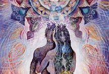 mystical and spiritual