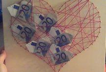peněžní dárky