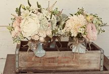 Vintage bath rooms  / by Heather Phillips
