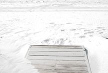 • beach •