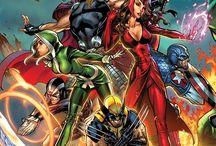 comic books / by Kimberly Bonnett