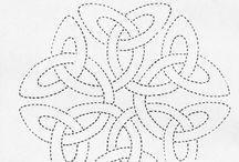 Celtic sewing patt