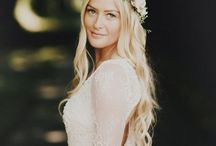 Bridal wreath / garland
