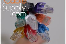 Colorful Patch Cords / Pictures of Colorful Patch Cords