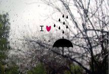Rain  / by M K