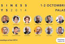 Evenimentele Business Days 2014