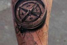 tatuaż meski