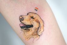 Labrador Tattoo