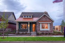 Boulder Creek Neighborhoods / Meet one of Stapleton's new homebuilders! / by StapletonDenver
