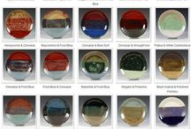 Pottery designs