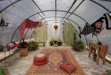 My room from the North Fork Designer Showhouse 2015