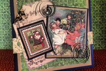 Cards--Graphic45--ChristmasEmporium, Nutcracker