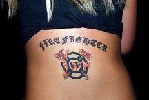 tattoos / by Kelly Reynolds