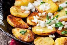 Pommes de terre (recettes)