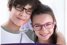 What about lenses? / Glasses lenses which make your eyes feel better