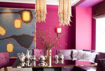 Culoarea anului 2014 / Radiant orchid