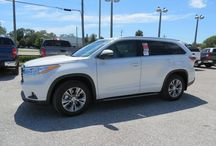 2014 Toyota SUV Lineup / Check out the 2014 Toyota SUV models we have to offer!