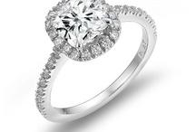 Jolis bijoux / Toutes les jolies bagues qui peuvent faire rêver une future mariée