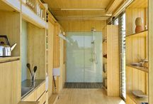 Container Homes/Interiors / by Covent Garden Acupuncture
