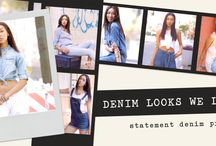 DENIM WE LOVE / by G-Stage | www.gstagelove.com