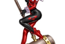 Harley Quinn<3  / by Liza Bonilla
