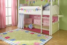 Kids Room / by Nerissa Mclarty-Ritchie
