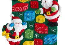 Bullcilla santa advent kit
