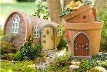 Small fairy doors