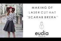 Eudia videos about hats! / These videos give you a little insight in the brand Eudia! Enjoy watching and sharing these videos!