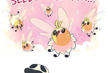 Cutiefly the cutie pie