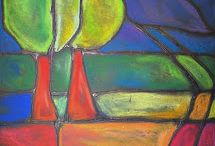 Classroom art ideas / Classroom art ideas